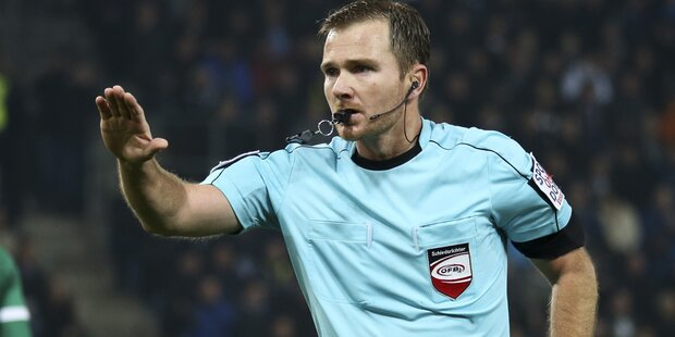 Schiedsrichter attackiert Rapid-Star
