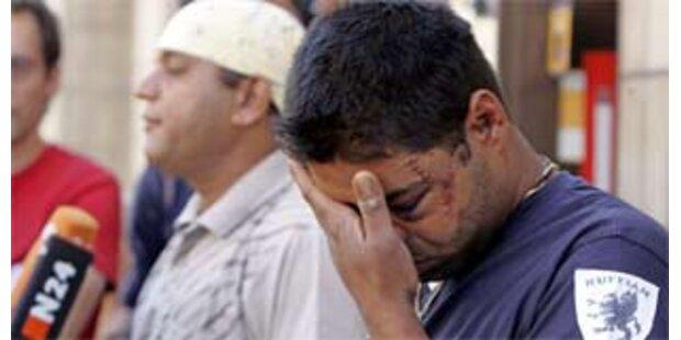 16 Tatverdächtige nach Hetzjagd auf Inder