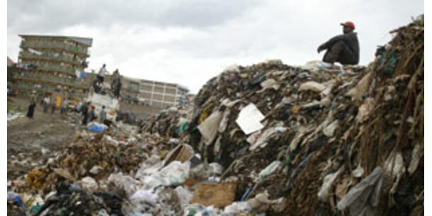 Leben auf Kenias giftigster Mülldeponie