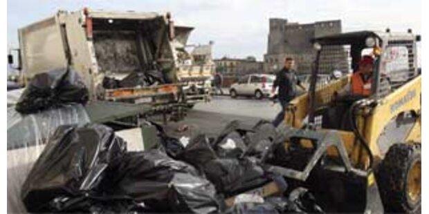 In 69 Tagen sind Italiens Deponien voll
