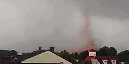 Tornado in Müllendorf