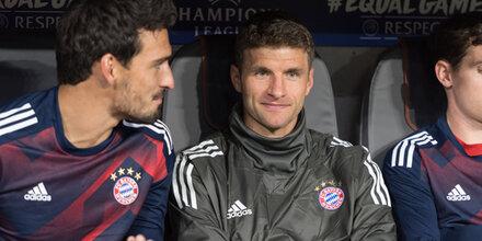 Müller spricht erstmals über Ancelotti