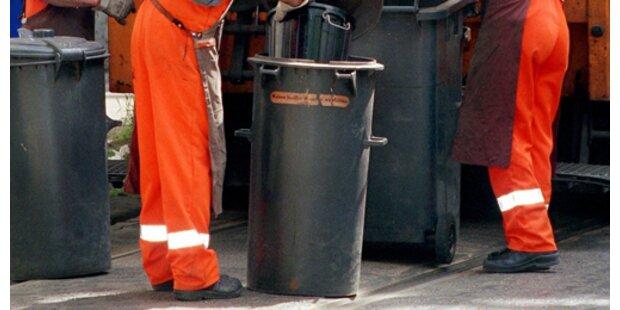 Änderung bei Müllentleerung verärgert Salzburger