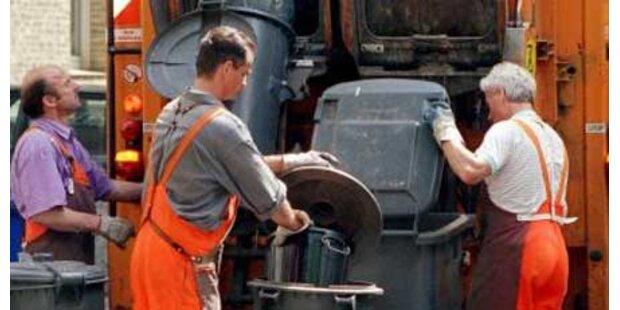 Burgenländer von Müllwagen überrollt