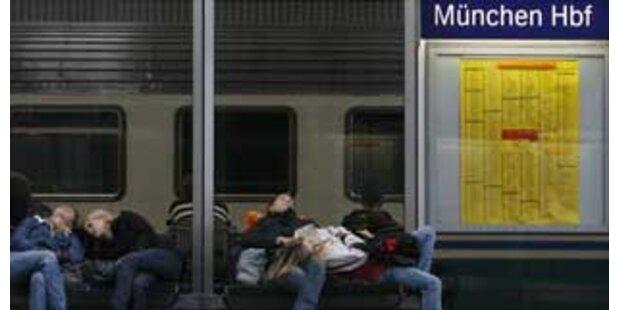 Zustimmung für Lokführer-Streik im Sinkflug