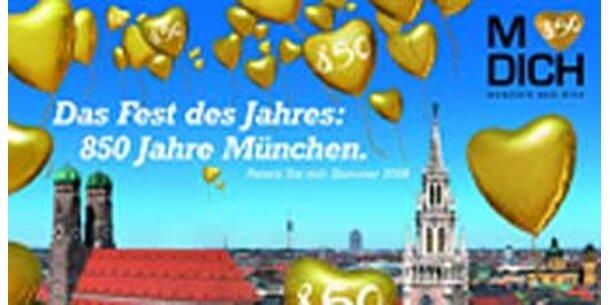München feiert kräftig