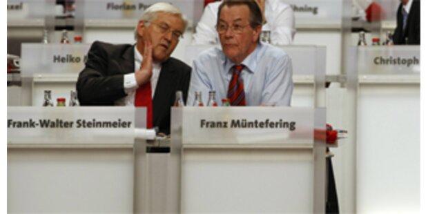 SPD stürzt nach Hessen-Debakel ab
