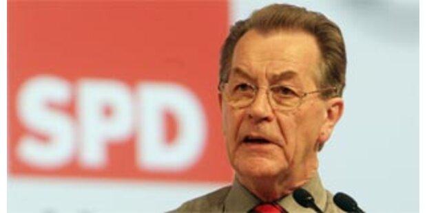 Deutscher Vizekanzler tritt zurück