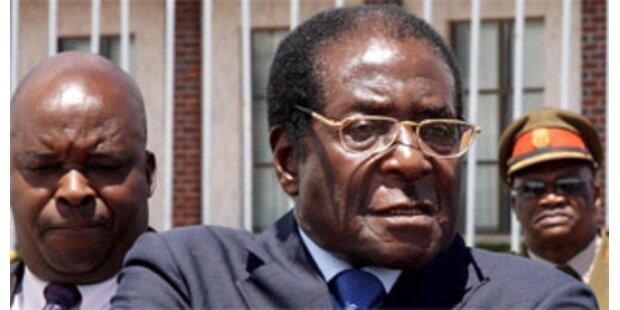 Krisengipfel zur Lage in Simbabwe eröffnet