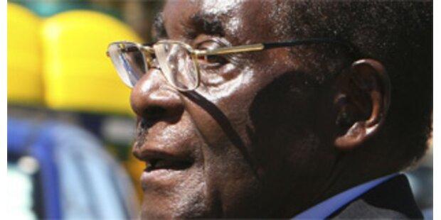 Mugabe-Partei verlor Parlamentswahl in Simbabwe