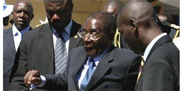 Opposition in Simbabwe schließt sich zusammen