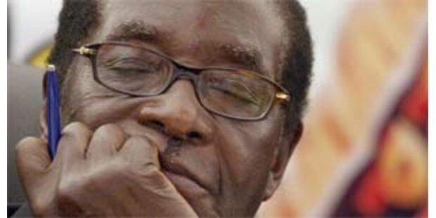 Machtteilung in Simbabwe steht kurz bevor