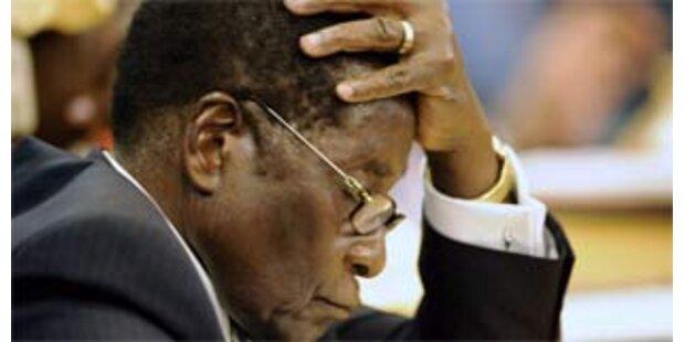 UN-Waffenembargo gegen Simbabwe?