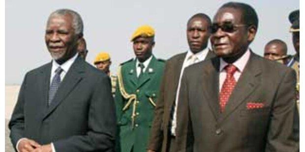 Simbabwe soll neue Verfassung erhalten