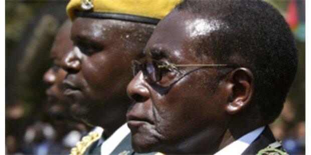 Mugabe setzt der Opposition ein Ultimatum