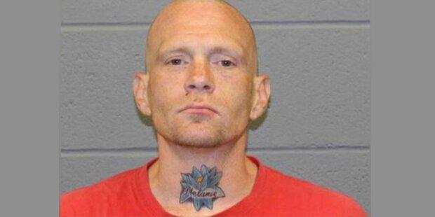 Mörder trägt Tattoo mit Namen seines Opfers