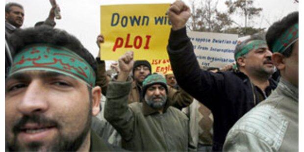 EU streicht Volksmujaheddin von Terrorliste