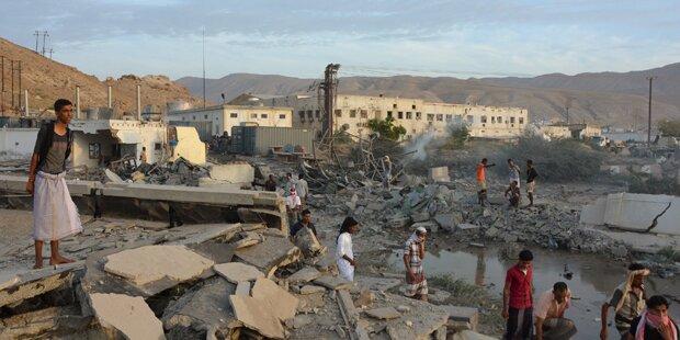 Saudi-Koalition tötet 800 Al-Kaida-Kämpfer