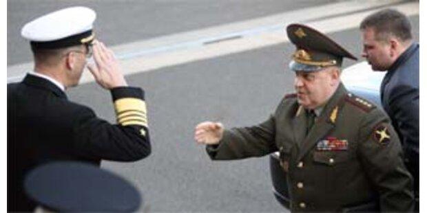 Russischer Generalstabschef besucht USA