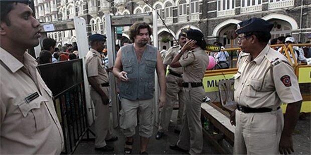 Terrorwarnung in Indien