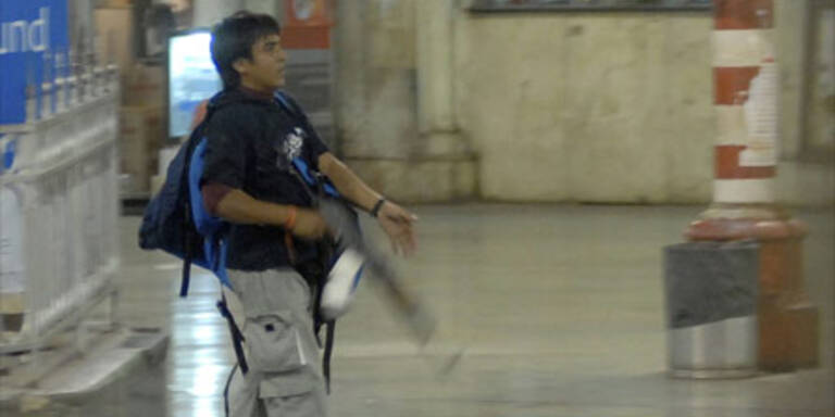 Mumbai-Attentäter bekennt sich schuldig