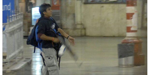 Mumbai-Attentäter will die Todesstrafe