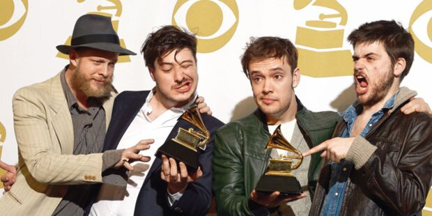 Grammy Sieger Rocken Im Fruhling Wien