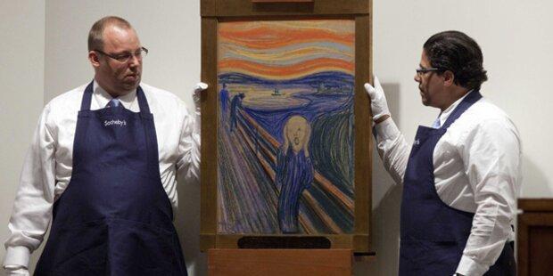 120 Mio Dollar für Munchs