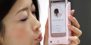 Handy soll Krebs durch Atemluft erkennen