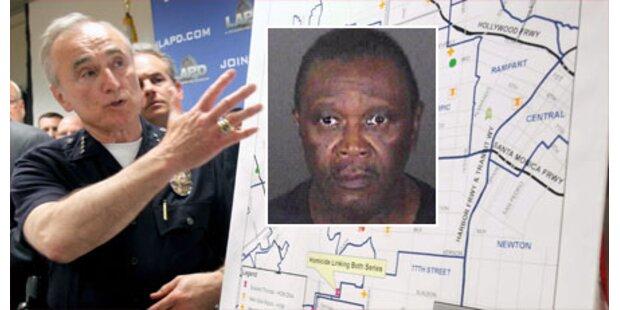 US-Serienmörder in L.A. gefasst
