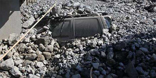Gluthitze: Autobahnen schmelzen
