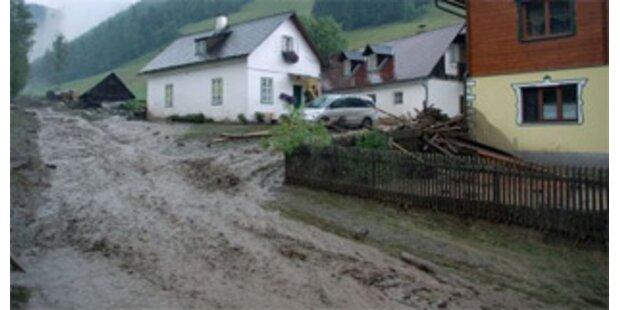 Weitere Murenabgänge in Gmunden befürchtet
