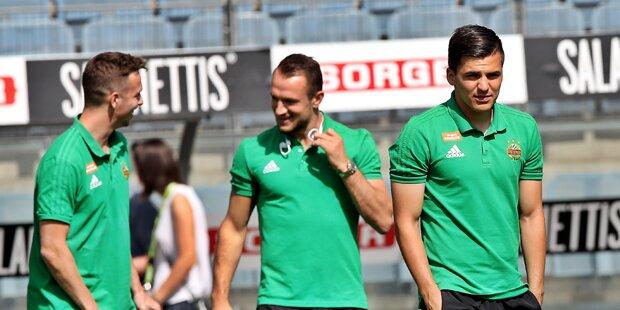 Serie-A-Klub flirtet mit Rapid-Star
