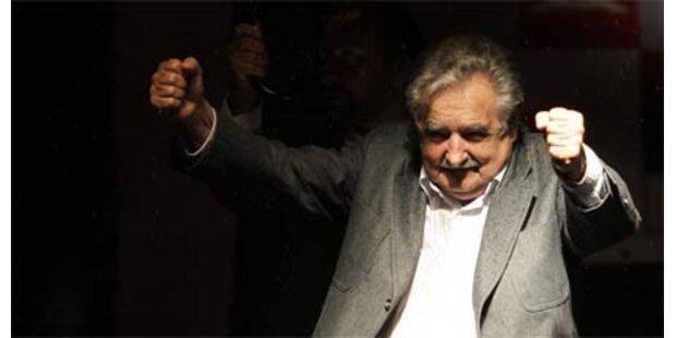 Ex-Guerilla gewinnt Wahl in Uruguay