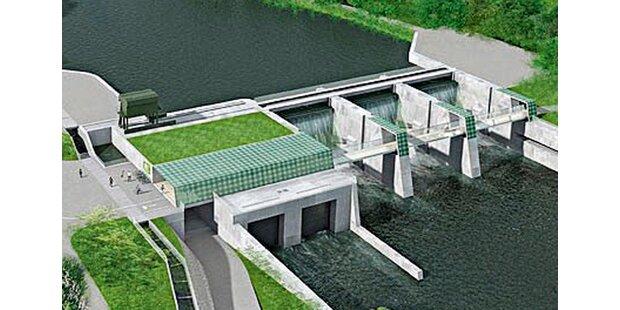 Großauftrag für Murkraftwerk