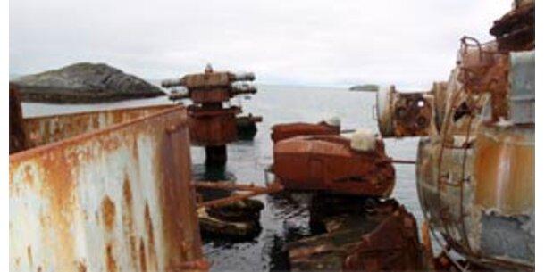 """Die """"Murmansk"""" soll geborgen werden"""