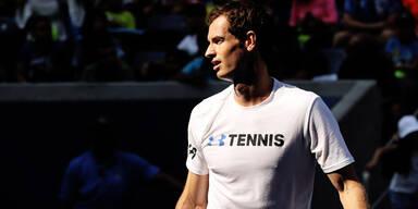 'Tennis eine der letzten Sportarten'