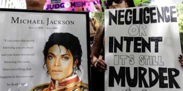 Jacksons Arzt darf weiter behandeln