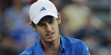 US Open: Murray scheitert in Runde drei
