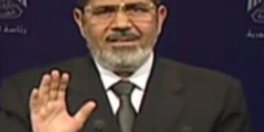 Mohammed Mursi nicht länger Präsident