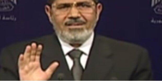 Mursi: 'Entführt und auf Marine-Basis gefangen'