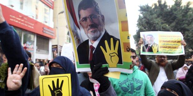 529 Todesurteile gegen Mursi-Anhänger