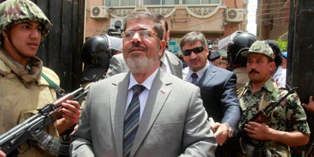 Wahlkrimi in Ägypten: Islamisten jubeln
