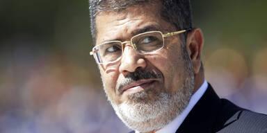 Herzinfarkt Grund für Tod von Mursi