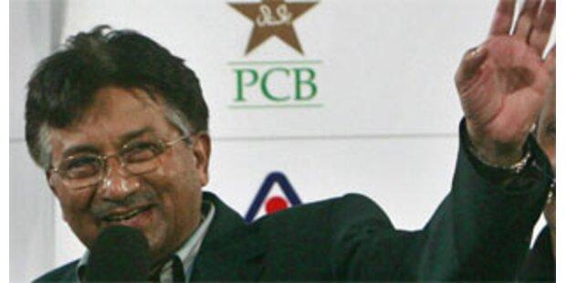 Muscharraf soll aus dem Amt gejagt werden