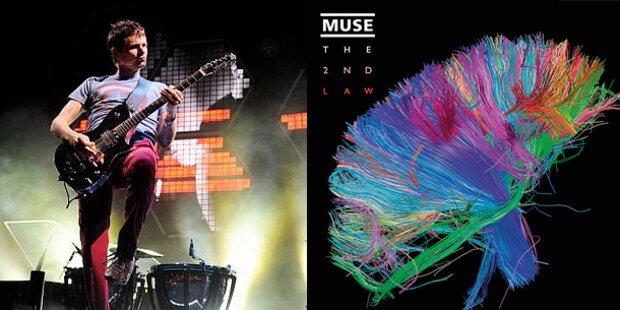 Heiß ersehntes Muse-Album ist da