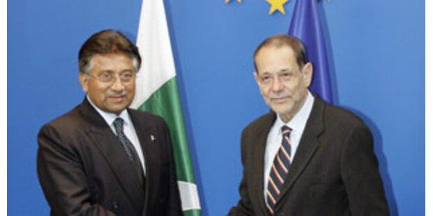 EU dringt auf freie Wahlen in Pakistan
