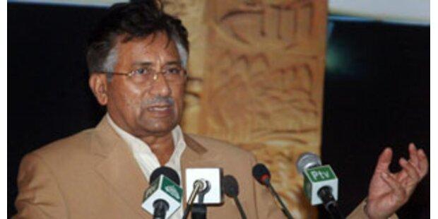 Skandalurteil bestätigt Musharrafs Wiederwahl