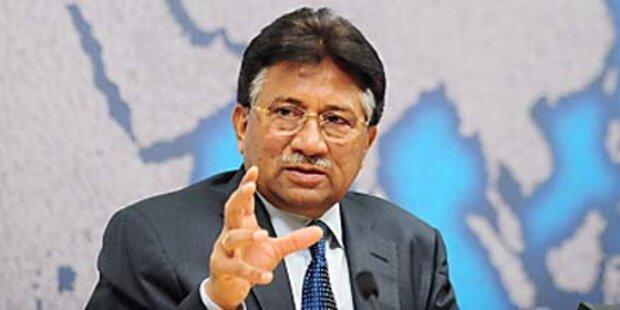 Ex-Diktator Musharraf plant Polit-Comeback