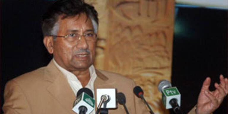 USA helfen Pakistan bei Atomwaffen-Sicherung